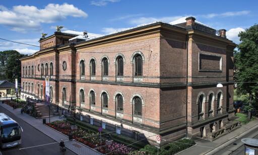I OSLO: Nasjonalmuseet. Foto: Aleksander Andersen / NTB scanpix