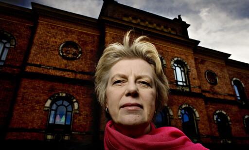 TIDLIGERE BRÅK: Allis Helleland trakk seg som direktør ved Nasjonalmuseet i 2008. Foto: Lars Eivind Bones / Dagbladet