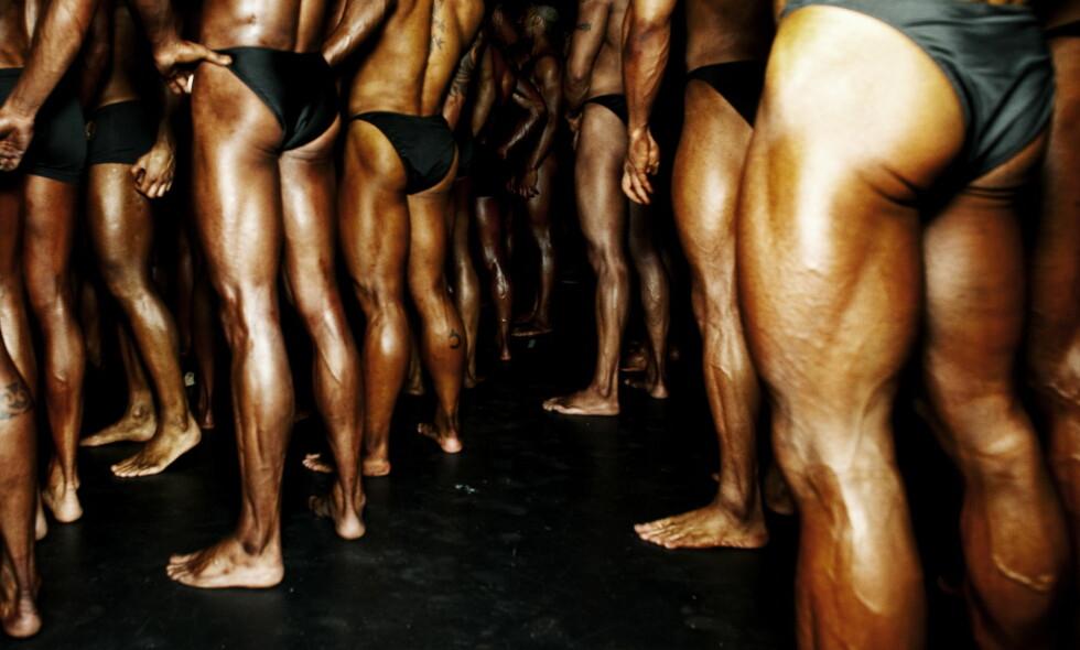TESTES SJELDEN: Fitness- og kroppsbyggerne ble ikke testet under NM i år, til tross for at ni av elleve testet positivt i fjor. Bildet er fra NM i 2010.<br>Foto: Siv Johanne Seglem / Dagbladet