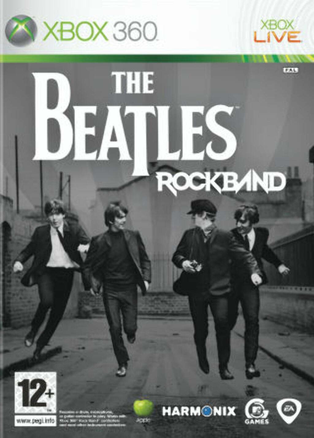 image: Drømmer du om å spille i The Beatles?