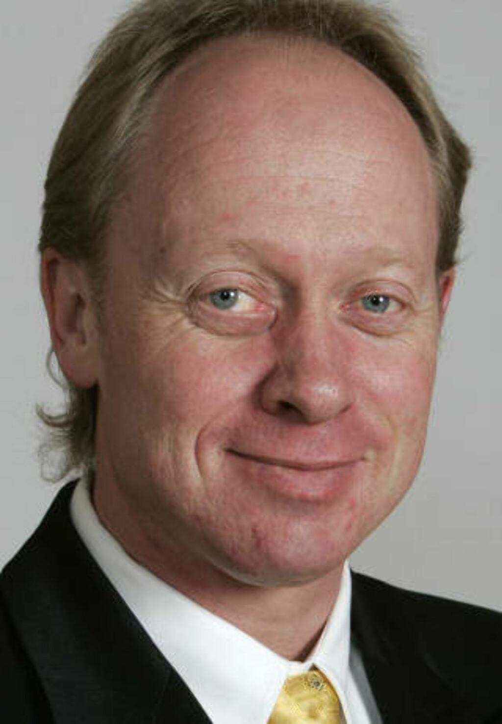 IKKE RETTFERDIG: Justispolitisk talsmann i Fremskrittspartiet, Jan Arild Ellingsen. Foto: Bjørn Sigurdsøn / SCANPIX
