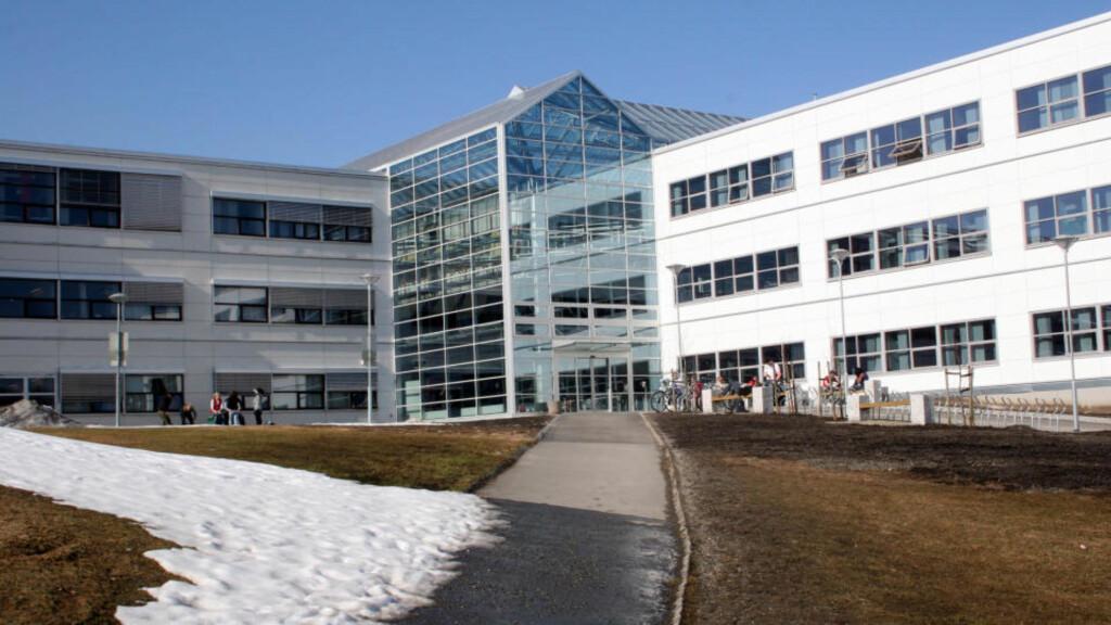 INVITERER TIL ÅPEN SEMINARSERIE:  NTNU. Universitetet i Trondheim. Foto: Anders Holth Johansen/Dagbladet