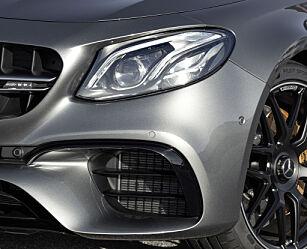 image: Tidenes kraftigste Mercedes E-klasse