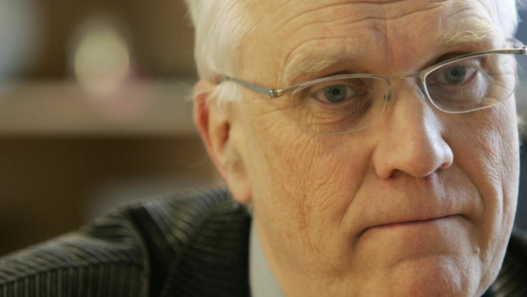 <strong>- OPP TIL STYRE:</strong> Det er opp til NTNU-styret selv å avgjøre hvordan saken skal behandles, skriver rektor Torbjørn Digernes i en e-post til NTB. Foto: TOM E. ØSTHUS