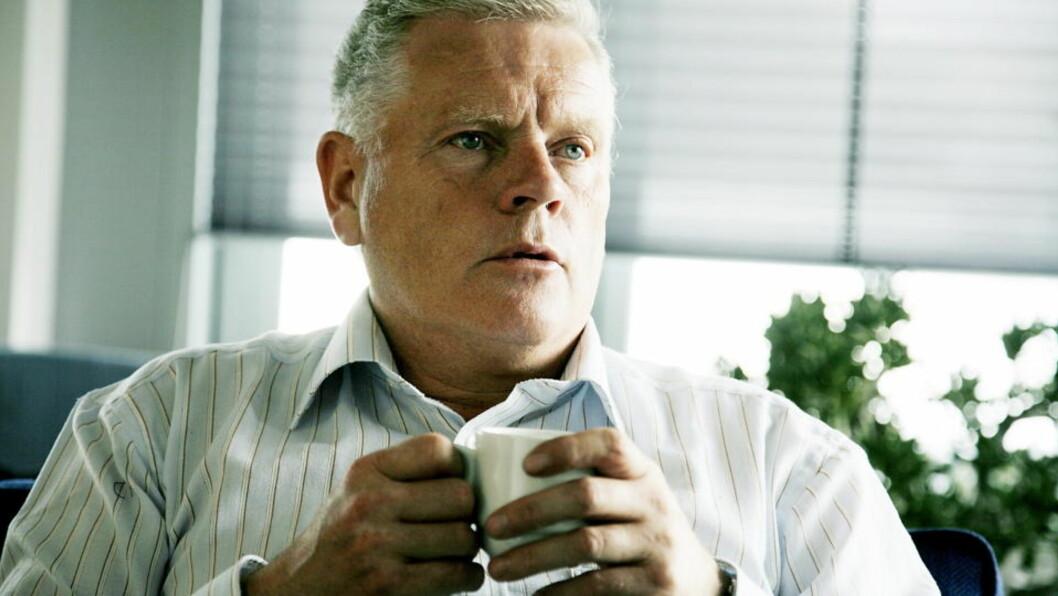 MEKTIG LEDER: Jan Davidsen er Fagforbundets mektige leder. Han går til kraftig anrep på partikollega og statsminister Jens Stoltenberg. Foto: Jacques Hvistendahl