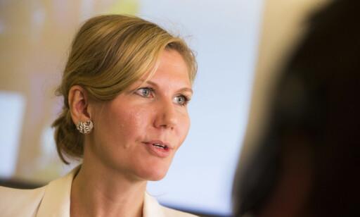 ANSVARSFRASKRIVELSE: Ap's finanspolitiske talsperson Marianne Marthinsen mener Frp bedriver spektakulær ansvarsfraskrivelse. Foto: Håkon Mosvold Larsen / NTB scanpix