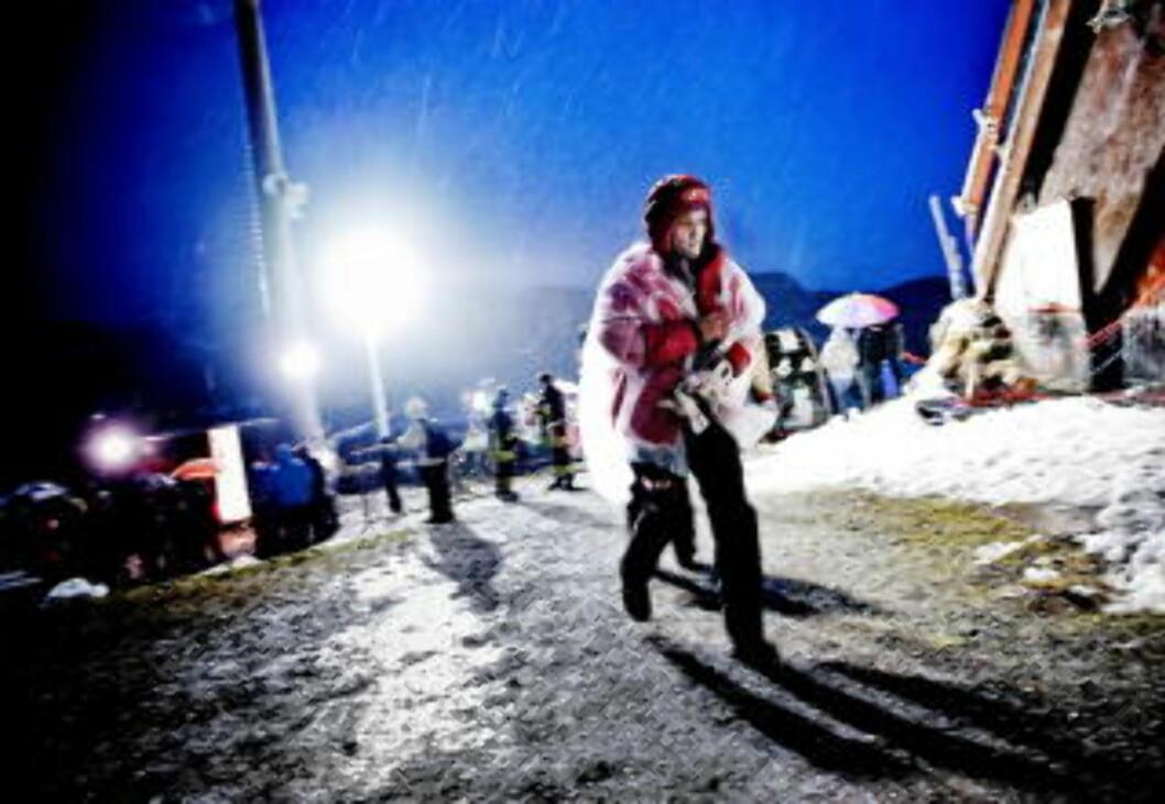 <strong>TRIST ÅPNING:</strong> Landslagstrener Mika Kojonkoski måtte skuffet konstatere at Norge gjorde sin svakeste hoppukeåpning under hans ledelse i Oberstdorf.Foto: Thomas Rasmus Skaug / Dagbladet