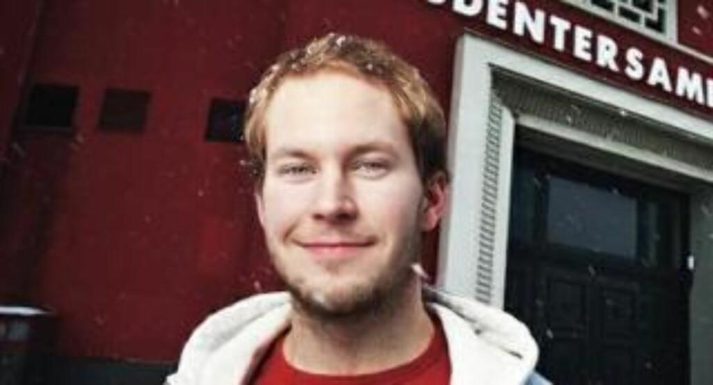 KJENNER IKKE KVINNEN: Leder av Studentsamfunnet i Trondheim, Leiv-Erik Ødegaard, vet ikke hvem den avdøde 29-åringen er. FOTO: Privat