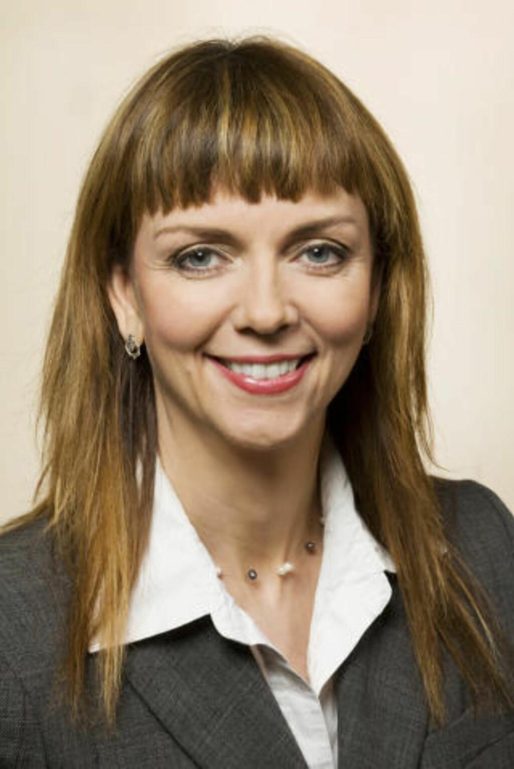 - UAKTUELT: Vi ønsker ikke å bli styrt fra Stortinget i Norge, sier Siv Friðleifsdóttir, som er parlamentariker på Alltinget for islandske Senterpartiet. Foto: Wikipedia Commons