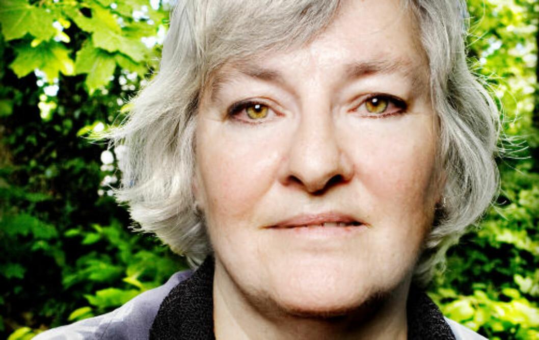 <strong>OMSTRIDT:</strong> Filosofen Nina Karin Monsen. Foto: ANNIKEN C. MOHR