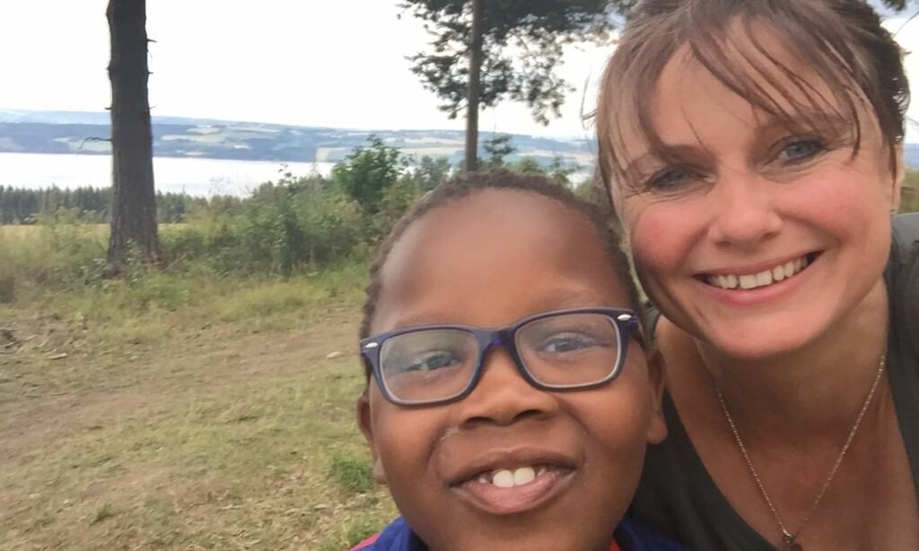 5921282f FÅR MANGE RARE SPØRSMÅL: Flere jeg kjenner har fått spørsmål om hvor mye  barnet deres