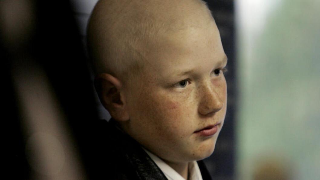 <strong>MEDISINMANN:</strong> Moren Colleen sa i retten at sønnen Daniel Hauser er medisinmann. Foto: AP/SCANPIX