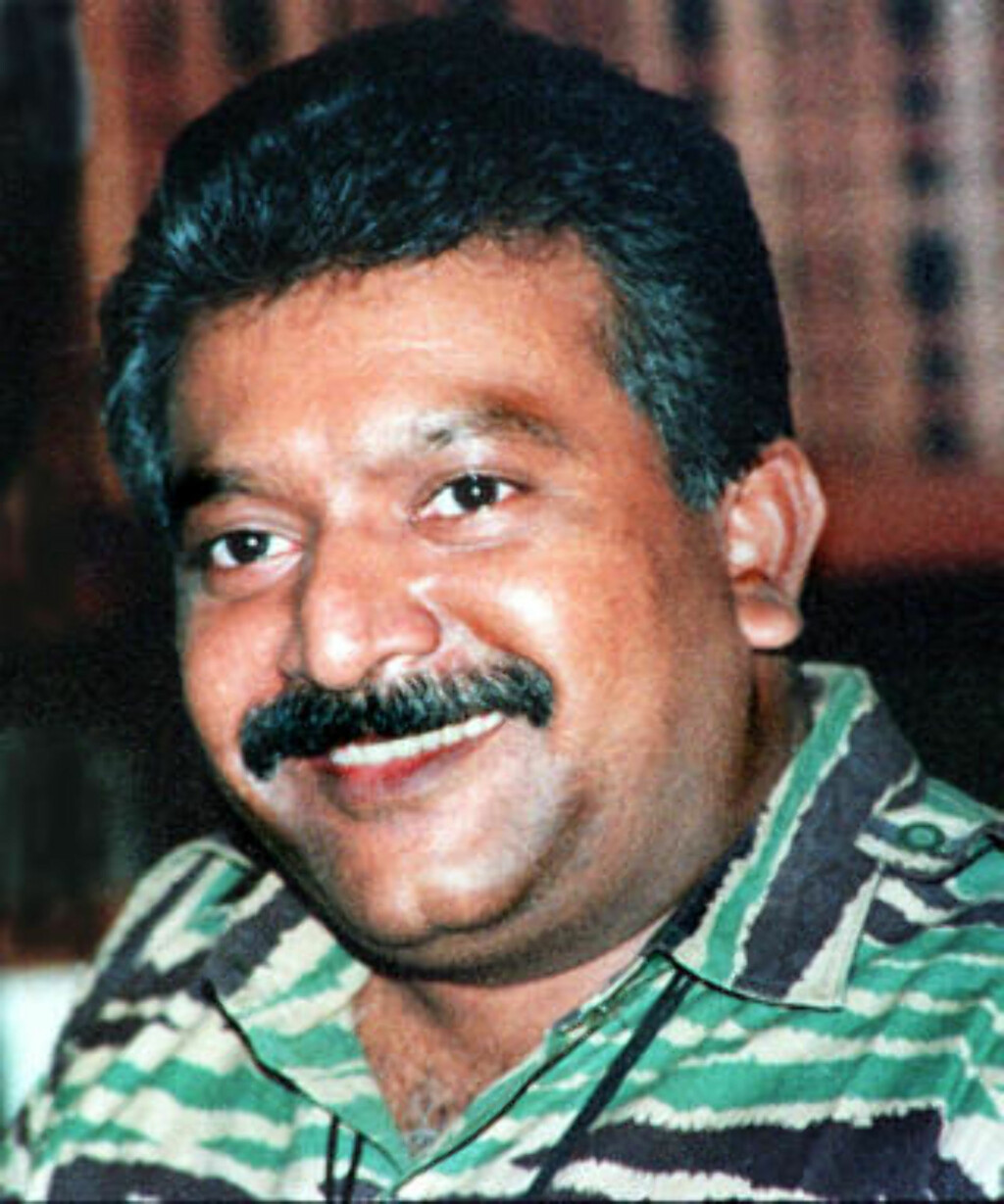 MR.TAMILTIGER: Velupillai Prabhakaran beskrives som helt sentral for Tamiltigrenes kamp. Foto: AFP PHOTO/FILES/Sena VIDANAGAMA/SCANPIX