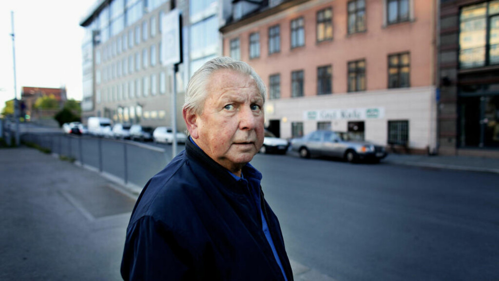 FERDIG MED TORGERSEN-SAKEN: Kjell Granly håper han slipper flere runder i Torgersen-saken. Foto: Bjørn Langsem/Dagbladet