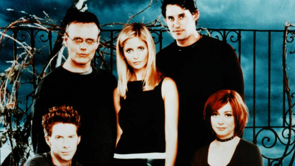 NY START FOR «BUFFY»: Disse fjesene, med Sarah Michelle Gellar i tet, vil ikke bli å se i den kommende «Buffy»-filmen.