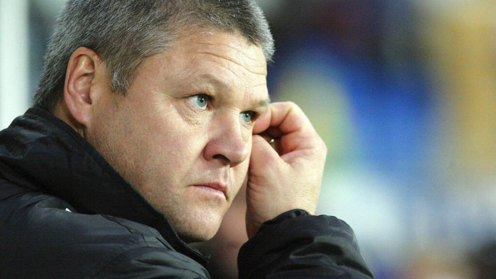 TILBAKE I MANESJEN?: Mons Ivar Mjelde blir ifølge TV 2 Sporten lansert som ny Bryne-trener i nærmeste framtid. Foto:  Svein Ove Ekornesvåg  / SCANPIX