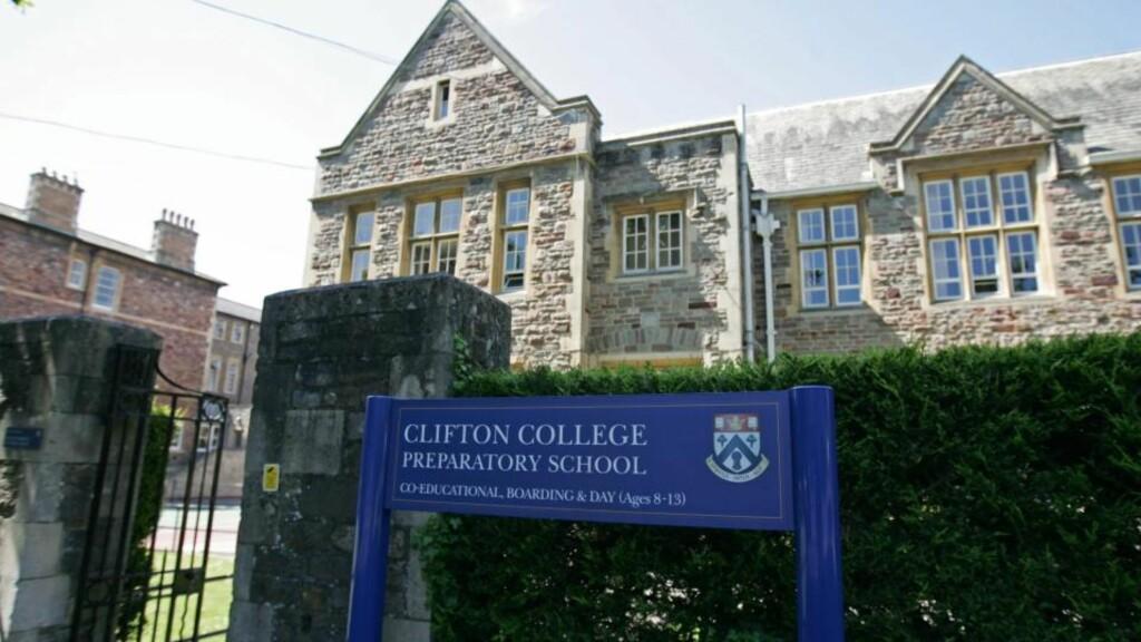 GIKK PÅ DENNE SKOLEN: Den norsk-britiske 11-åringen har vært elev på Clifton College Preparatory School i Bristol siden januar i år. Foto: SCANPIX