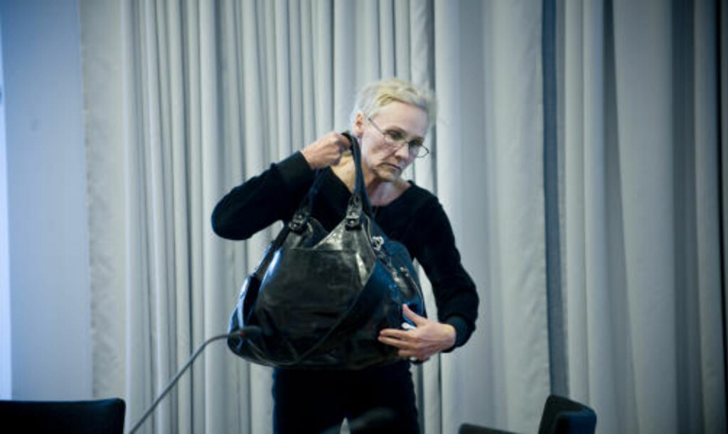 DØMT: Ane Lykke Reppe. Foto: Thomas Rasmus Skaug