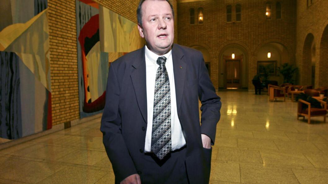 SKRIVER BREV TIL ULLEVÅL-DIREKTØR:  SV-politiker Inge Ryan frykter at sykehuset kan ha lekket taushetsbelagte opplysninger om ham. Foto: Scanpix