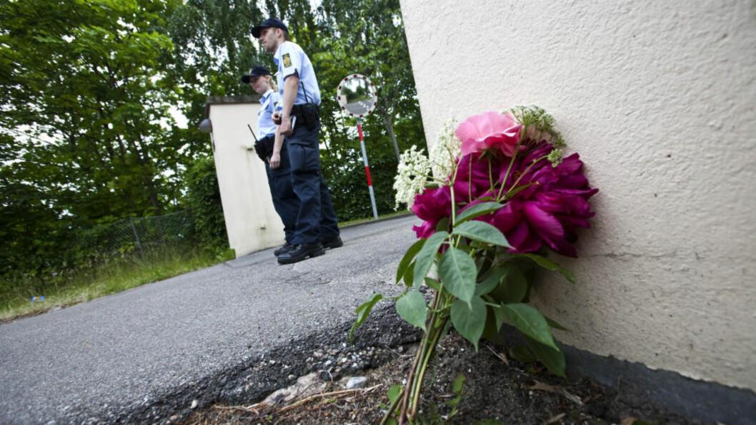 <strong>DØDE I FARENS BIL:</strong> En ettåring døde i dag etter å ha blitt glemt igjen i farens bil. FOTO: Martin Sylvest Andersen   Scanpix Denmark