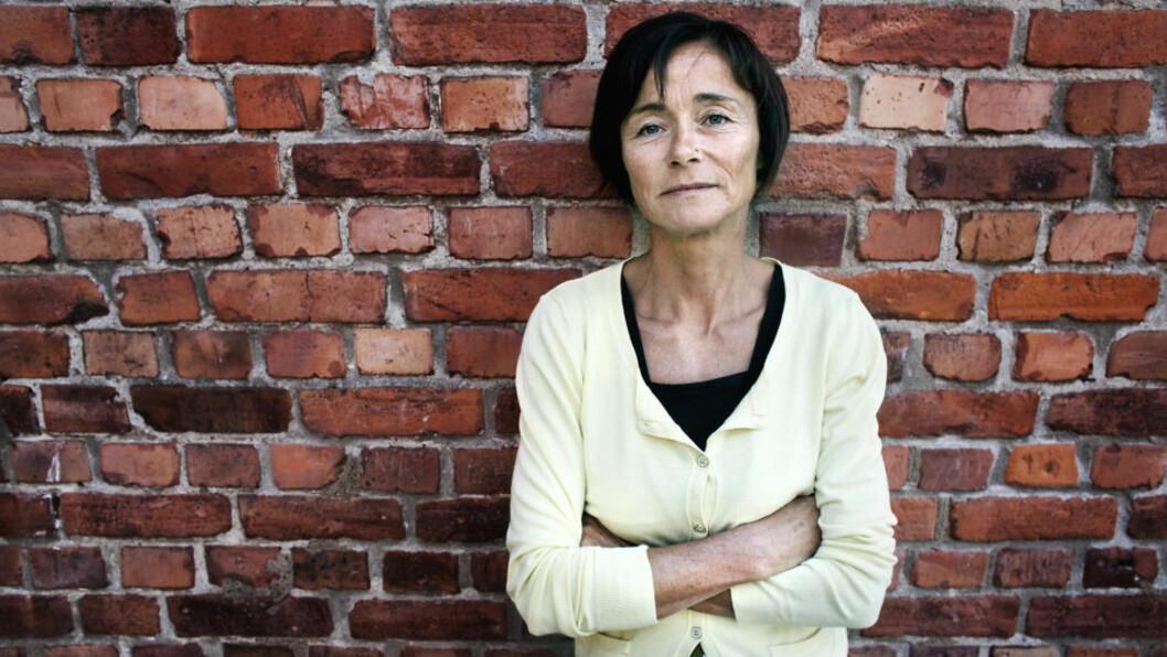 <strong>AVVISER ALT:</strong> Informansvarlig Hege Storhaug i Human Rights Service sier anklagene mot henne og organisasjonen ikke bunner i virkeligheten. FOTO: Henning Lillegård