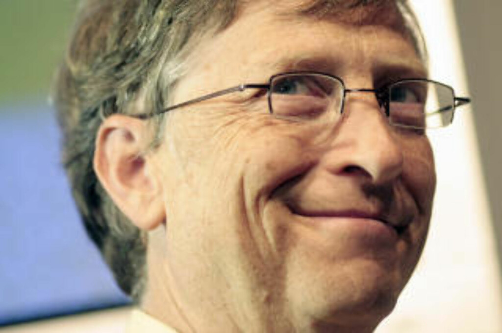 UTFORDRES:  Bill Gates og Microsoft. Foto: SCANPIX/AFP PHOTO/Shaun Curry