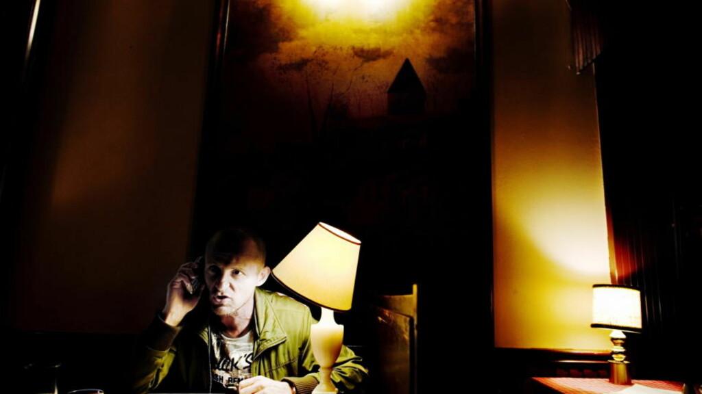 NUMMER NI: Jo Nesbø er blant Norges mestselgende forfattere. Han har skrevet Norges niende beste krimbok gjennom tidene, mener Dagbladets fagjury. Foto: ADRIAN ØHRN JOHANSEN