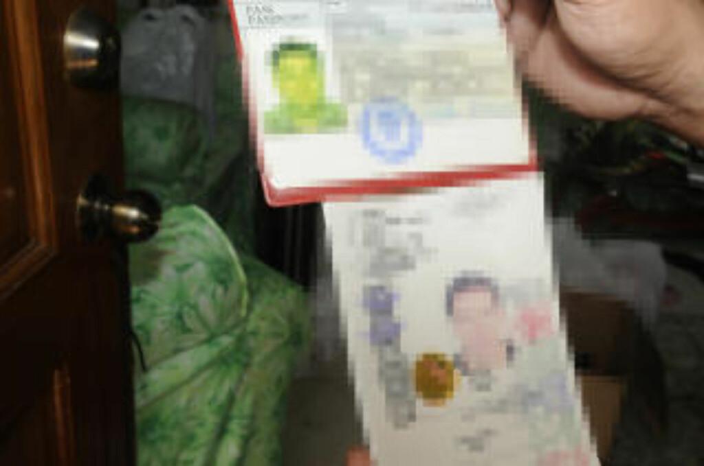 BYTTET NAVN: 50-åringen har et langt rulleblad i Norge, men byttet navn da han slapp ut av fengsel i år 2000. Foto: Privat