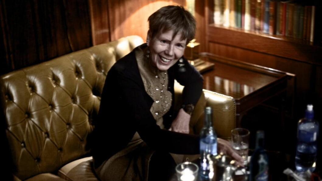 TIDENES BESTE: Karin Fossum har skrevet tidenes beste norske krimroman, mener Dagbladets fagjury. Foto: LARS LINDQVIST
