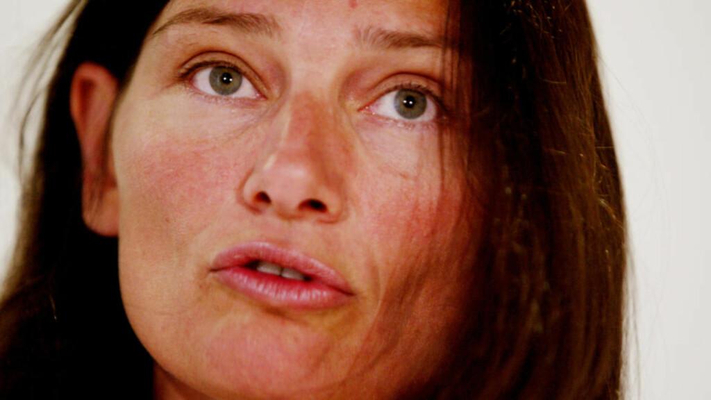 ALVOR: Statssekretær Libe Rieber-Mohn i Arbeids- og inkluderingsdepartementet mener departementet har tatt Amal Aden på dypeste alvor. Foto: Stian Lysberg Solum / SCANPIX .