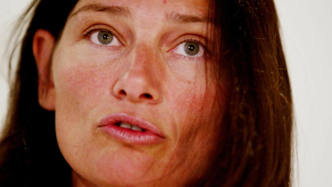 <strong>ALVOR:</strong> Statssekretær Libe Rieber-Mohn i Arbeids- og inkluderingsdepartementet mener departementet har tatt Amal Aden på dypeste alvor. Foto: Stian Lysberg Solum / SCANPIX .