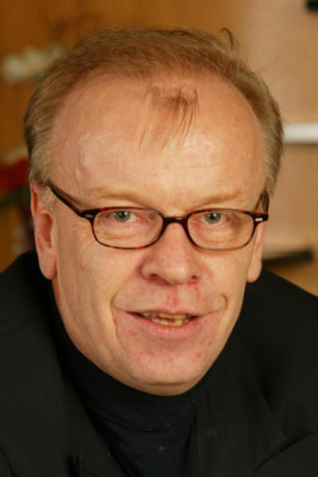 OMKOM: Odd Martin Dagsleth (56). Foto: Høyre
