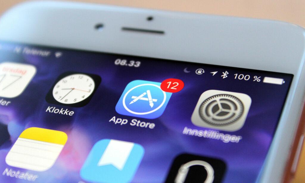 image: 50 000 apper fjernet på en måned