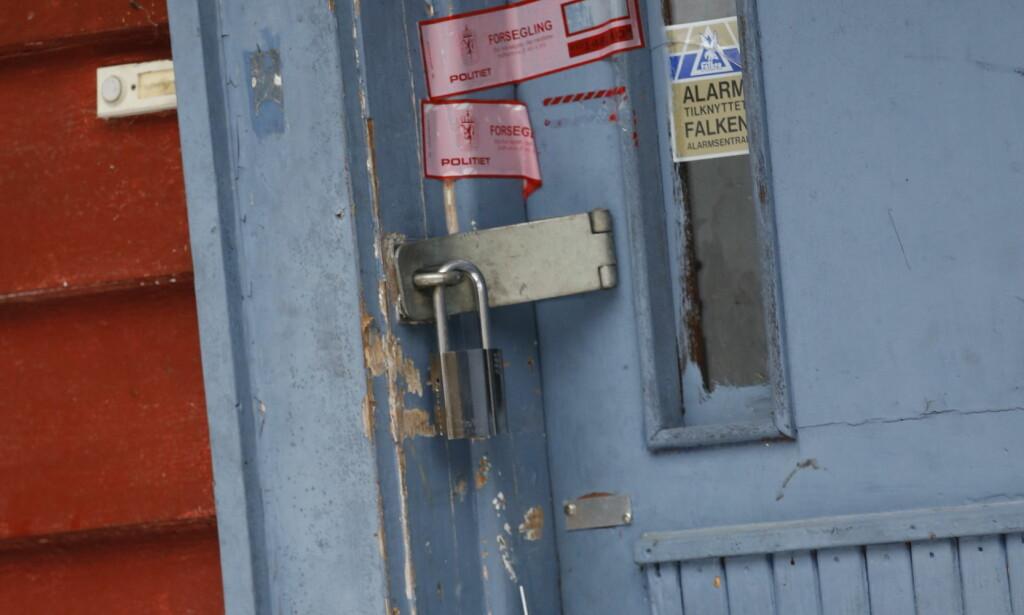 DRAP: Her bodde den siktede 30-åringen. Foto: Jacques Hvistendahl / Dagbladet