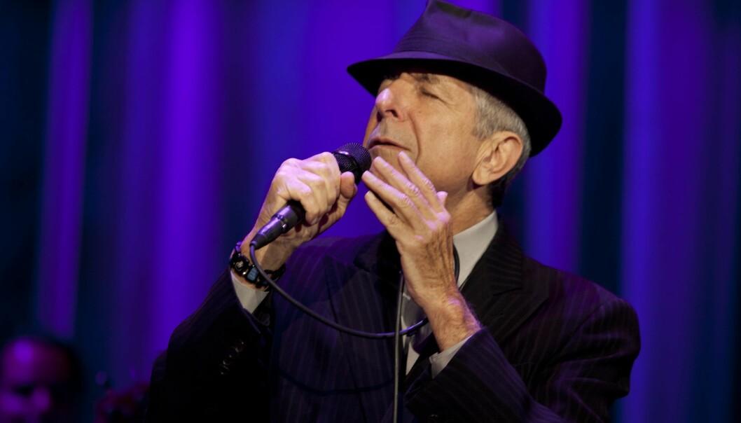 <strong>GIKK BORT:</strong> Den kanadiske sangeren Leonard Cohen ble 82 år gammel. Foto: Krister Hansson/Aftonbladet/NTB Scanpix