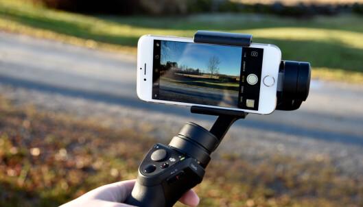 TEST: DJIOsmo gir deg dønn stabile mobilvideoer