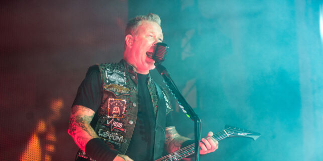 image: Metallica gjenskaper konsert med norske Mayhem
