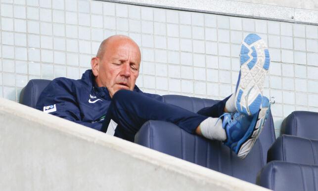 image: Nils Johan Semb er ikke årsaken til elendigheten, han er mer symbolet på splittelsen og uenigheten i norsk toppfotball