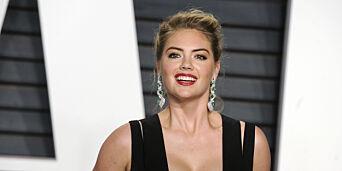 image: Modell Kate Upton slettet verdier for nesten to milliarder med én tweet