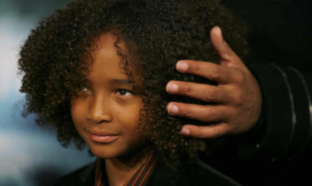 NY KARATE KID: Jaden Smith, superstjernen Will Smiths sønn. Foto: SCANPIX