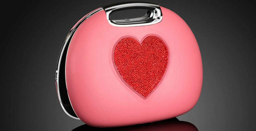 THINK PINK: Akkurat denne rosa laptopen finnes ikke i «Ladies Corner», en egen seksjon for kvinnelige kunder hos nettbutikken PS.no. Men det burde den gjøre, mener Dagbladet.nos kommentator. Foto: pinkiwinkitinki under en Creative Conmmons-lisens.