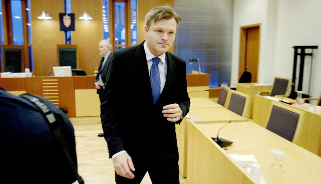 SKUFFET: Marius Reikerås, pionerdykkernes advokat.Foto: Torbjørn Grønning/Dagbladet