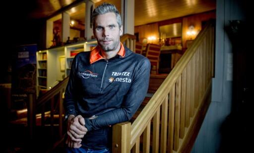 KRITISK: Thomas Alsgaard  forstår ikke hvorfor mange medier har kommentarfelt. Foto: Bjørn Langsem / Dagbladet