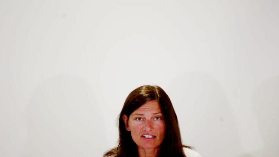 <strong>POSITIV:</strong> Statssekretær Libe Rieber-Mohn i Arbeids- og inkluderingsdepartementet mener Hammerfest er et godt eksempel hvor en har lykkes med integrering av somaliere. Foto Stian Lysberg Solum / SCANPIX