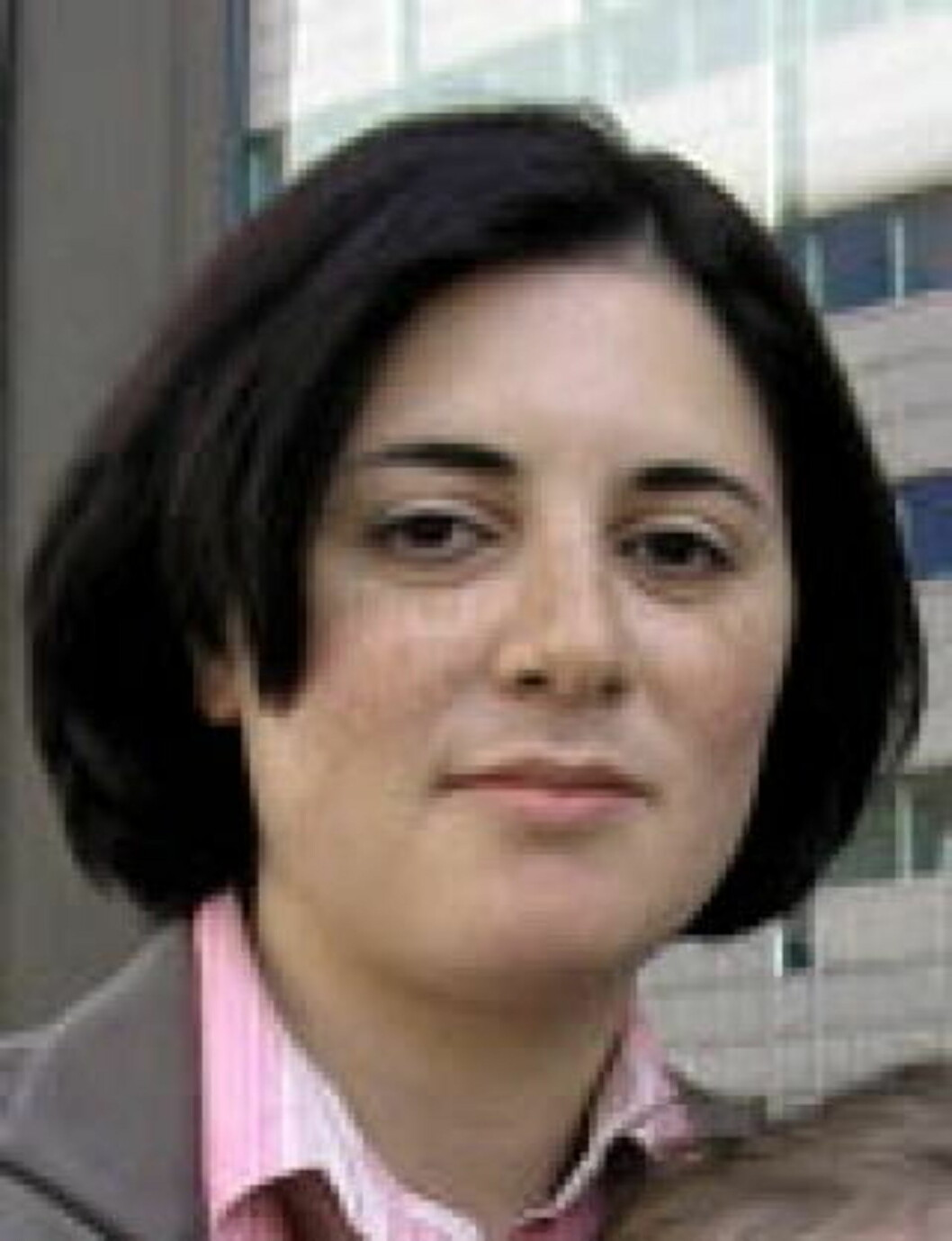 <strong>BRENNER HIJAB:</strong> Sara Azmeh Rasmussen.