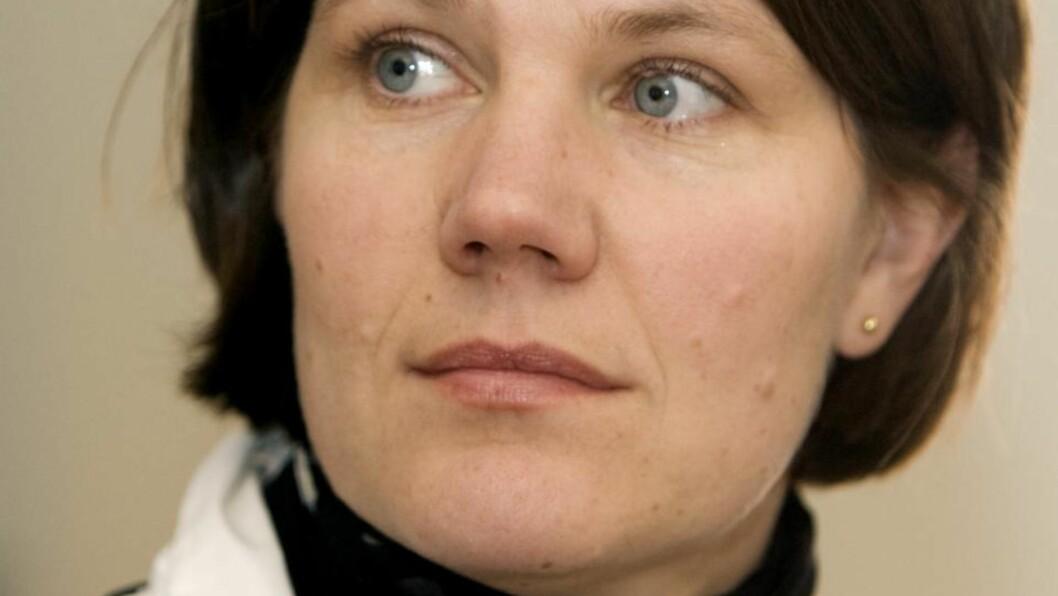 <strong>- TOPPEN AV ISFJELL:</strong> Det mener seniorrådgiver Cecilie Rønnevik i Datatilsynet. Foto: Knut Falch / SCANPIX
