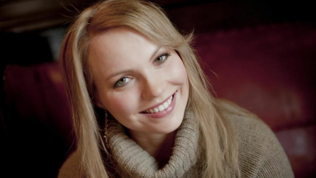FJERDE ALBUM: Lene MarlinS nye plate høres bra ut, men hun skriver stemningsmessig flate låter, mener Dagbladets anmelder. Foto: Stian Lysberg Solum / SCANPIX