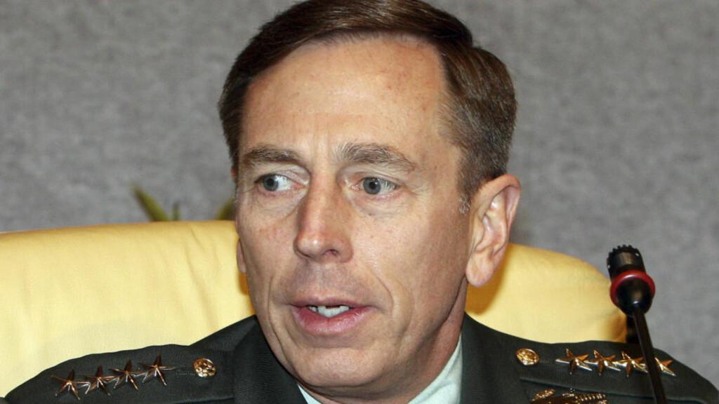 KAN IKKE BYGGE ATOMBOMBE ENDA: Iran er et par år unna å kunne bygge atombomber, mener general David Petraeus. Foto: SCANPIX