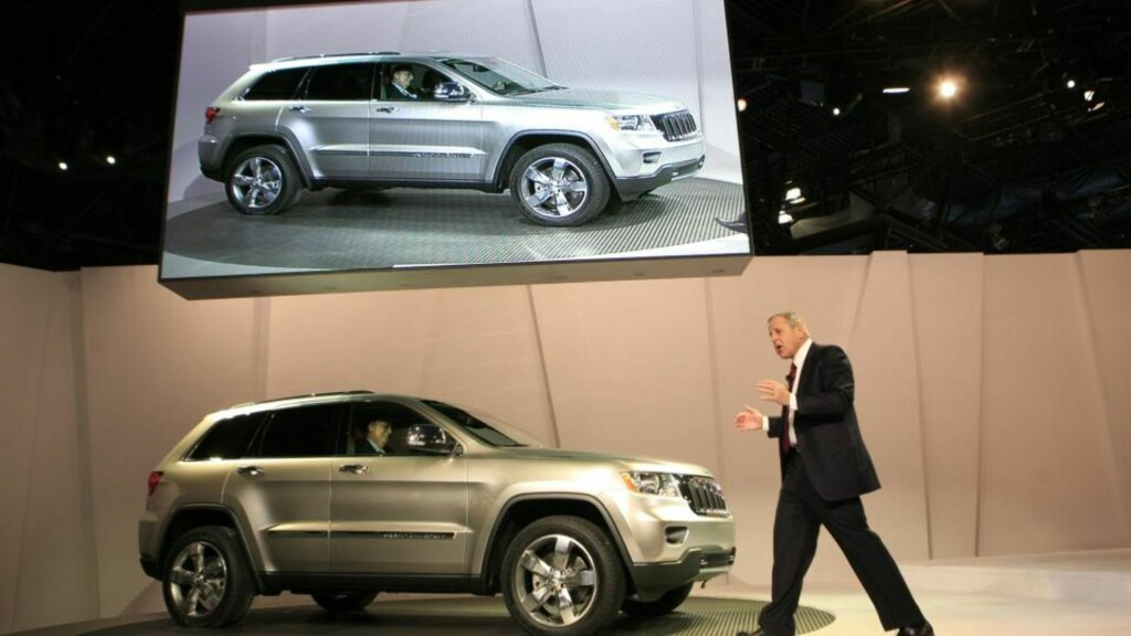 La dem g konk dagbladet General motors jeep