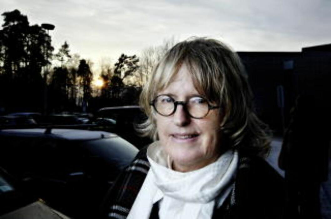 Marianne Heske. Foto: HENNING LILLEGÅRD